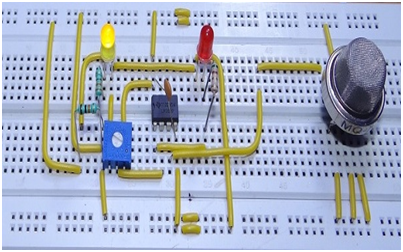 6 Electronic Project  (level 8)