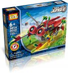 Robotic Cicada kit Loz-3014