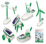 6 in 1 Solar Energy kit