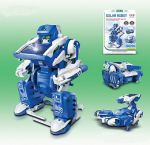 3  in 1 Solar energy Robot Kit