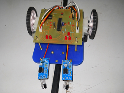 Build 5 working Robots
